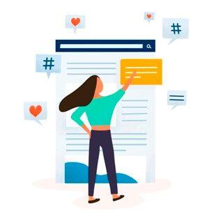 Social Media Management Service Content Creation